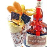 Affogato al Grand Marnier