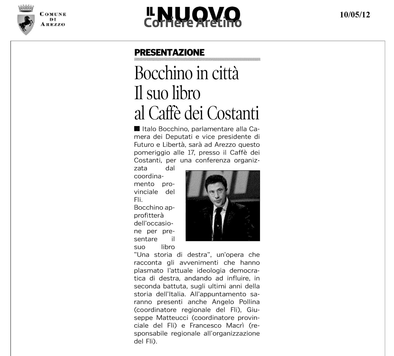 Rassegna stampa 2012 caff dei costanti for Camera dei deputati rassegna stampa