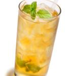 Mint Julep - foglie di menta, zucchero, acqua, 5,0 cl whiskey bourbon, ghiaccio crushed
