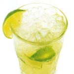 Caipirinha - 4,0cl Cachaca, lime pestato, zucchero di canna