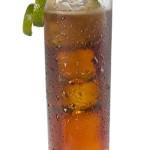Cuba libre - 5,0cl Rum bianco, 12,0 cl Coca Cola, Spruzzo succo lime