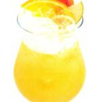 Florida 1 - 5,5cl succo d'arancia, 2,5cl succo di pompelmo, 2,5cl succo di limone, 2,5cl sciroppo di granatina