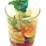 Mijito Fidel - 1/2 lime / mentuccia, zucchero di canna, 5,0cl Rum scuro, Coca Cola