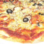 Pizza Quattrostagioni